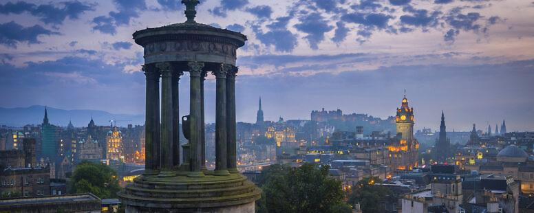 Dugald Stewart Monument – Edinburgh, Scotland